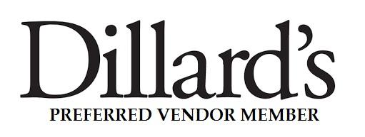 Dilliard's preferred vender member badge